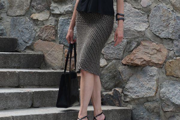 INTEGRITY: Crochet Skirt Pattern