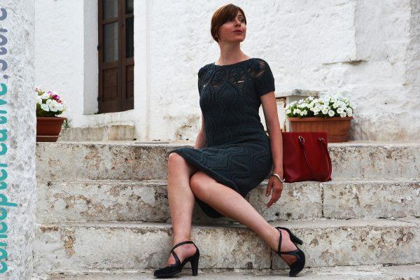 FUTURISTIC: Crochet Dress Pattern