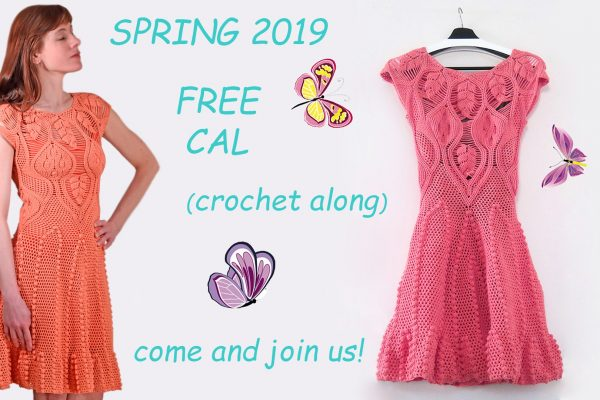 SPRING CAL: Crochet Dress Pattern