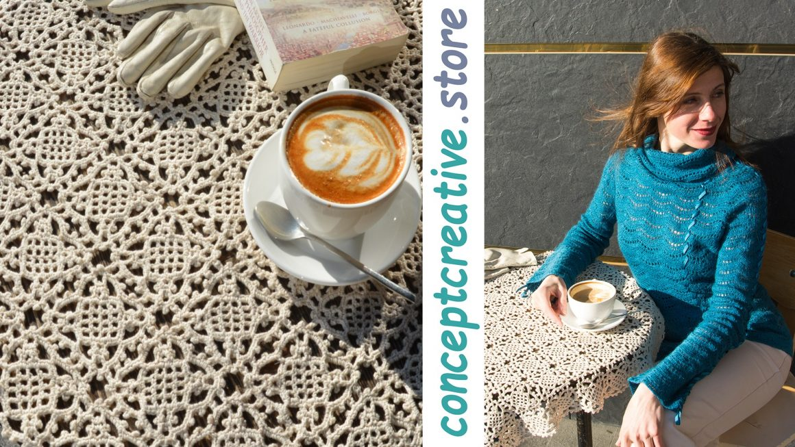 INCANTATION – FREE crochet pattern