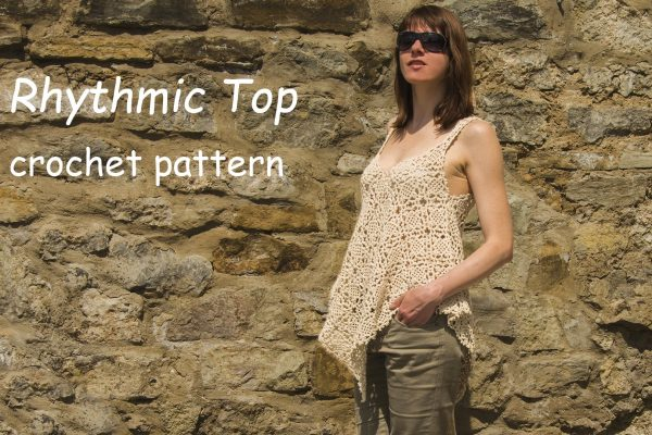 RHYTHMIC: Crochet Top Pattern