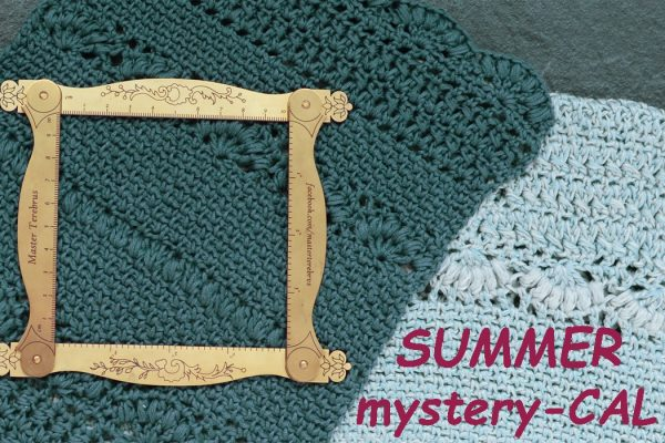 SUMMER MYSTERY CAL: part 5 Edge