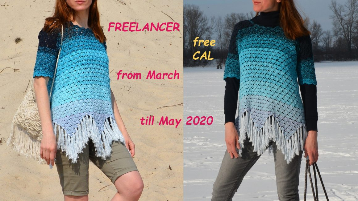 FREELANCER free CAL: from March till May 2020