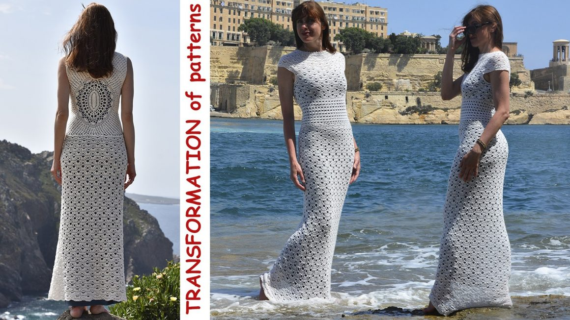 TRANSFORMATION of patterns: Dress, Top or Skirt?