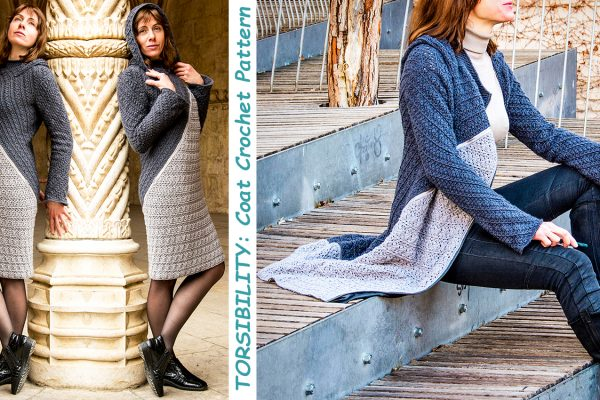 TORSIBILITY: Coat Crochet Pattern