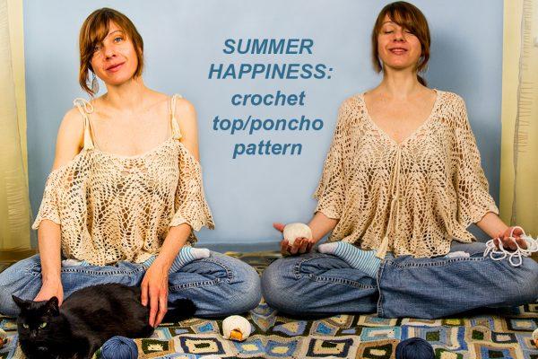 SUMMER HAPPINESS: Transformer Crochet Pattern