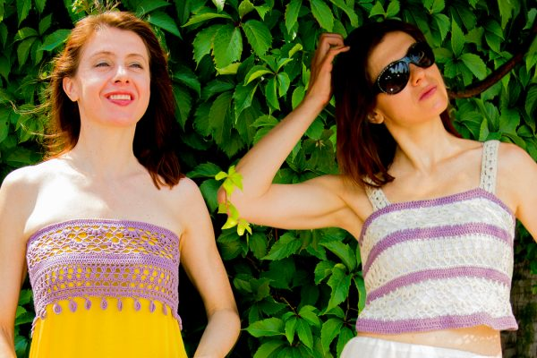 BREATHABLE Top Crochet Pattern – FREE in August 2021